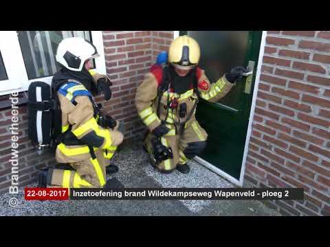 2017 08 22 Inzetoefening Wildekampseweg Wapenveld