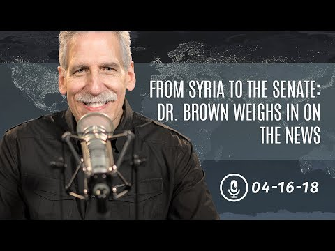 From Syria to the Senate: Dr. Brown Weighs In on the News