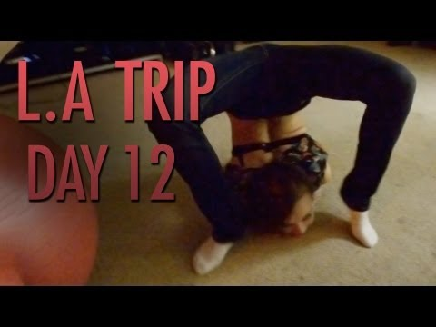 Contortionists and Karaoke  | LA Trip Day 12