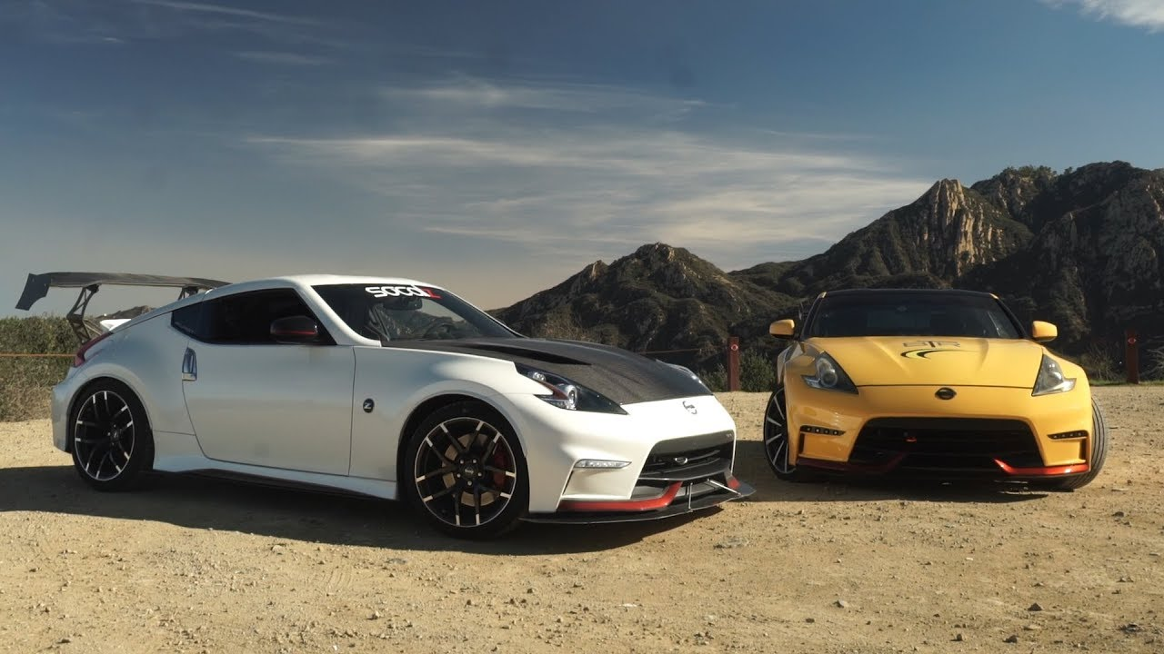 Nissan 370z Nismo Vs Non Nismo Which Is Better Youtube