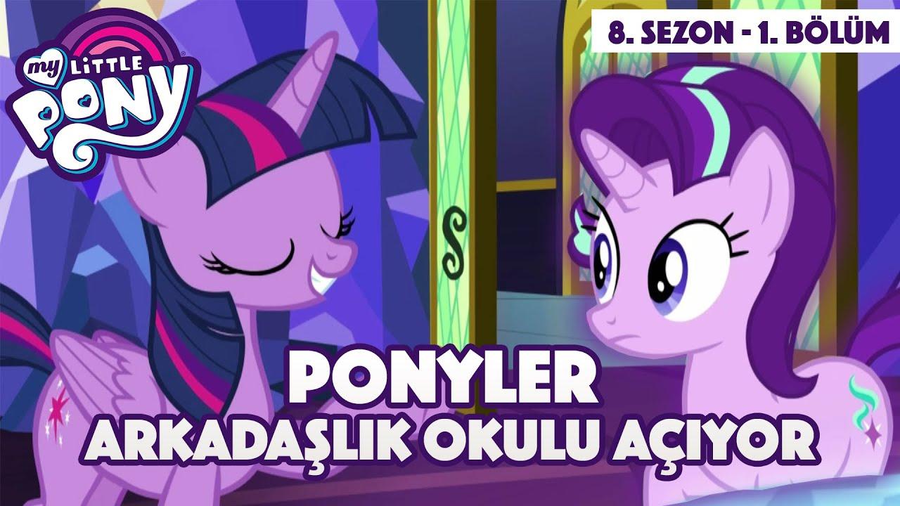 My Little Pony ???? | 8. Sezon | Ponyler Arkadaşlık Okulu Açıyor | minika