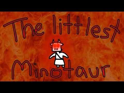 The Littlest Minotaur Animatic (The Lightning Thief Musical)
