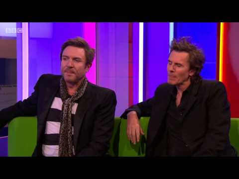Duran Duran 2015 BBC The One Show