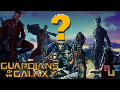 Guardians Of The Galaxy Explained - Origins + Powers Drax, Star Lord, Rocket Raccoon, Gamora, Groot