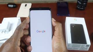 Unboxing of the Pixel 4 XL