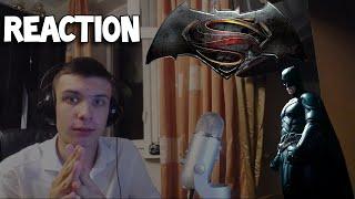 Reaction | Трейлер SDCC