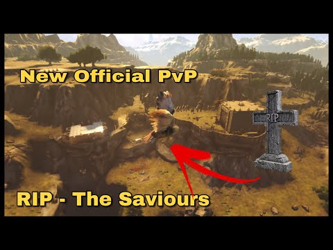 Ark New Official PvP Base Defence Then Base Raid Retaliation!