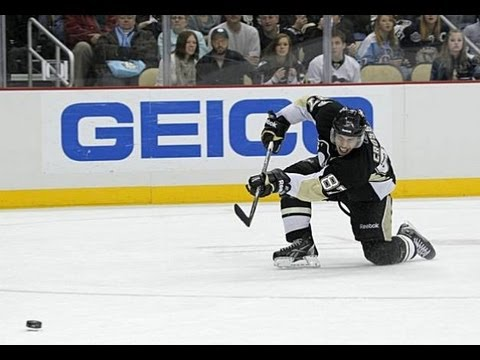 Sidney Crosby - Top 25 Goals