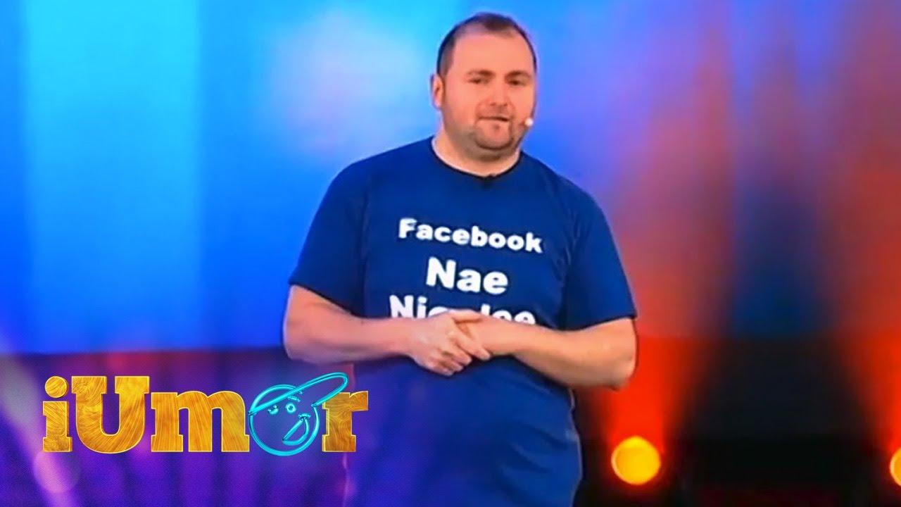"""Download Nae Nicolae, număr senzaţional de stand up comedy: """"Vreau şi eu LIKE-uri"""". Îl putem ajuta?"""