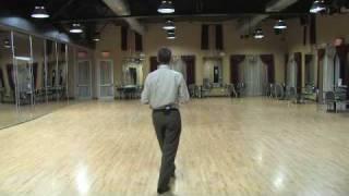 Tango Basic Step For Man