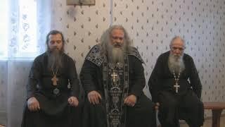 видео Архимандрит Даниил (Сарычев)