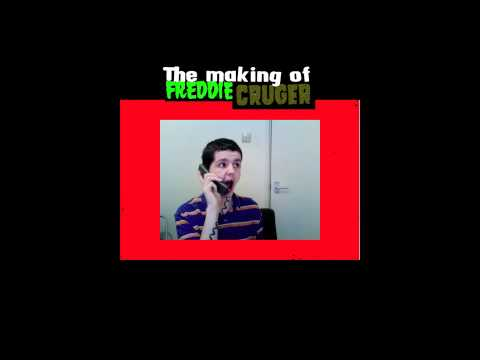 The making of FREDDIE CRUGER Music video