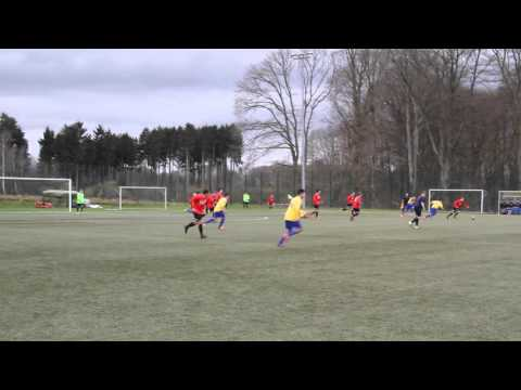 ProSoc College SHOWCASE 2016 / Game vs. Köln West U19 - Part 4 - First half