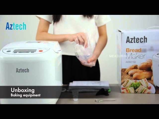Aztech Bread Maker | ABM750