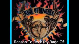 Watch Rage Of Angels Reason To Rock video