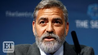 George Clooney Calls For Action In South Sudan Corruption Report