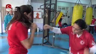 Boks Milli Takımımız 2018 Gençlik Olimpiyatları Kotası için İtalya