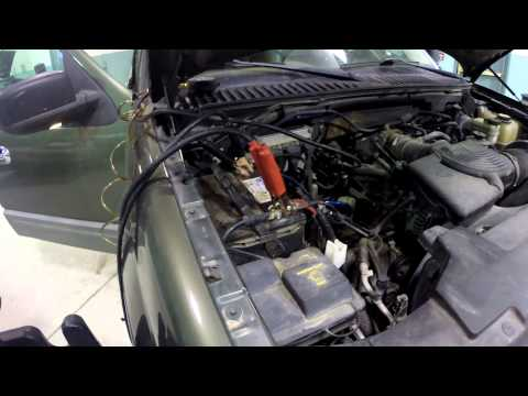 Ford Expedition P0231 and Stalling Diagnosis - YouTube