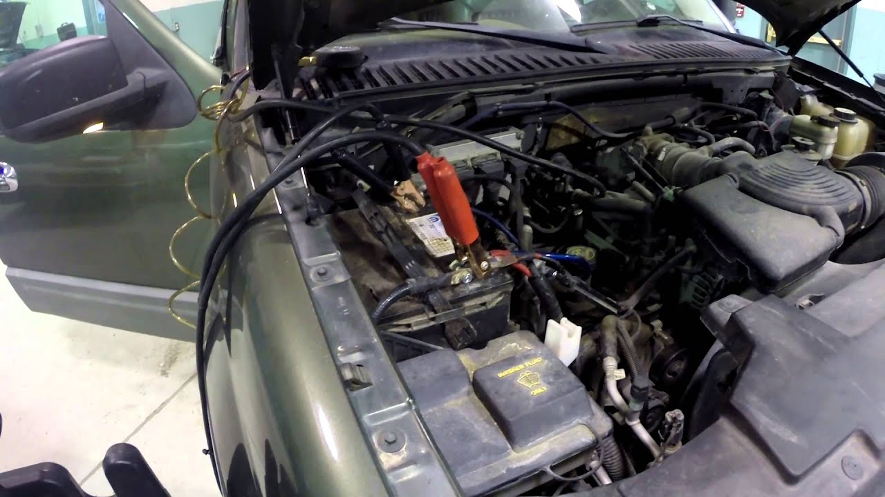 Ford Expedition P0231 And Stalling Diagnosis Youtube Camera Wiring Diagram 2008 F 250 Lariat