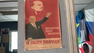 🔴 Все Пьёте и Пьёте 🔴 день Русской ВОДКИ ВДВ в США в автомастерской у Сергея