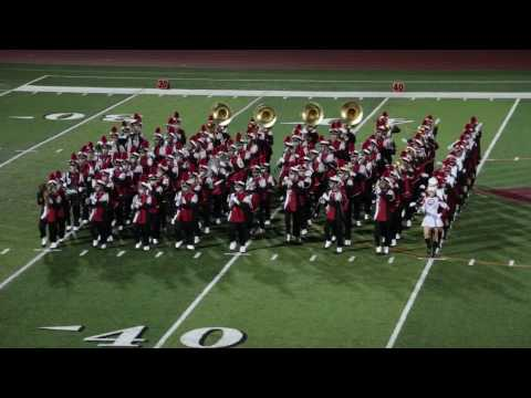 Clifton Mustang Marching Band - 10/21/16  (at Clifton Stadium vs. Bergen Tech) (Homecoming)