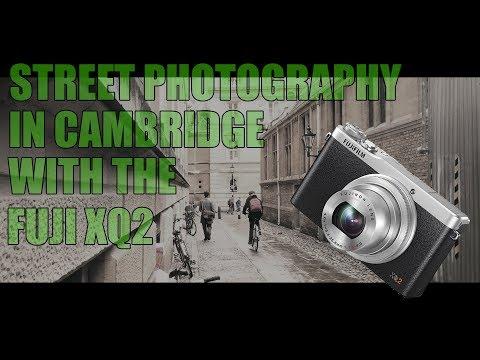 Street Photography in Cambridge with the Fujifilm XQ2