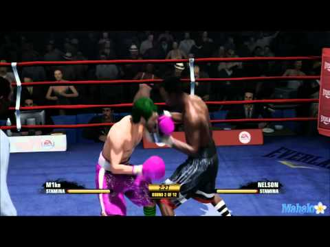 Fight Night Champion Walkthrough - Legacy Mode Fight 49 Vs. Joaquin Nelson
