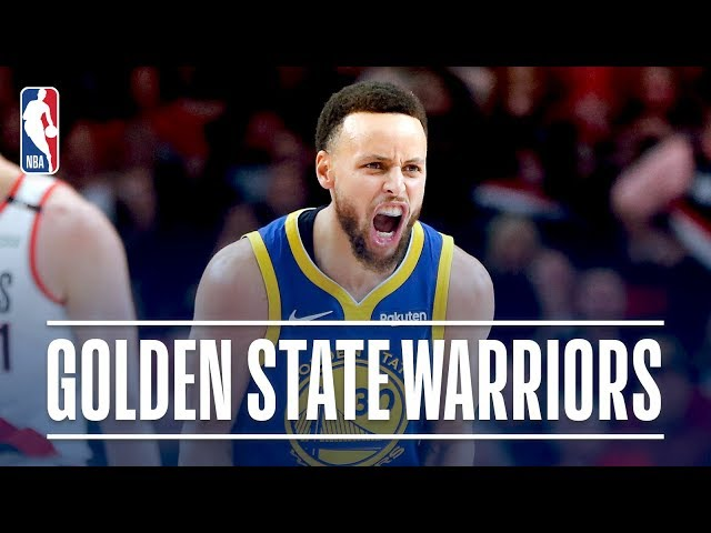 Best of the Golden State Warriors!   2018-19 NBA Season