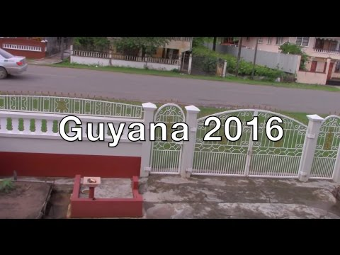 Guyana 2016 (Part 1) | watermelin