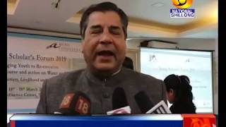 Young Scholar's Forum 2019 : DD National Shillong Coverage