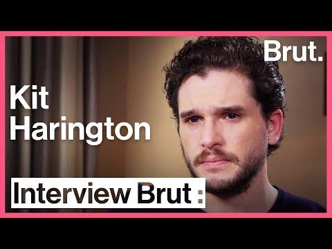 Kit Harington alias Jon Snow donne ses conseils aux apprentis acteurs