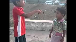 Kottarai. Osthi dubsmash cimbu dialogue