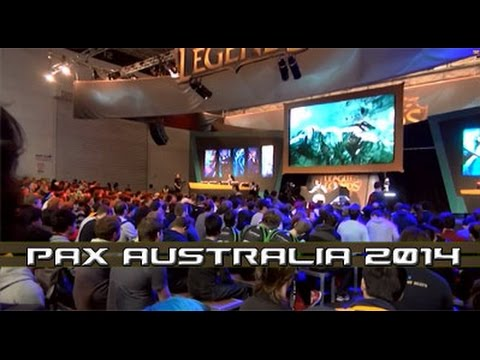 Worldwide Gaming Pax Australia