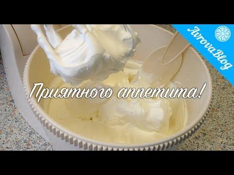 Взбитые сливки с сахарной пудрой за 4 минуты