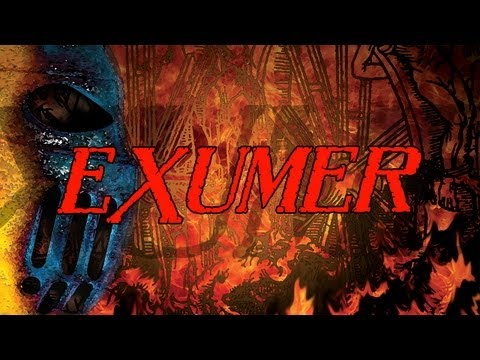 """Exumer """"Fire & Damnation"""" (OFFICIAL)"""