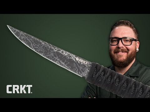 CRKT Obake Knife Overview | by Lucas Burnley