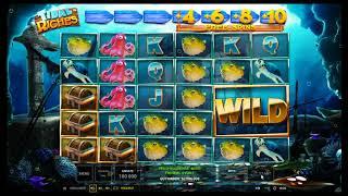 Tidal Riches kostenlos spielen - Novomatic / Novoline