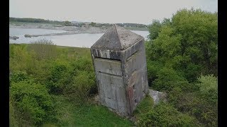 Drone DJI Mavic Pro - WW2 Nazi Atlantic Wall Northern French Coast