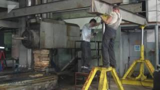 видео Такелаж промышленного оборудования