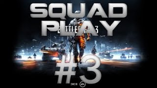 Battlefield 3 : Squad Play -Ep3- Alborz Mountain