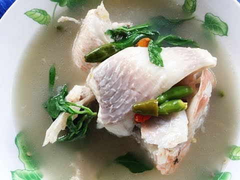 How to Make Fish Soup Recipe