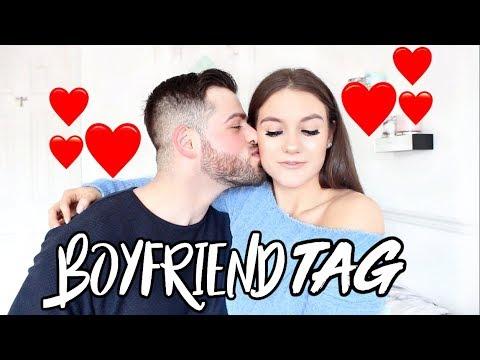 BOYFRIEND TAG   Nicoletta And Nicholas