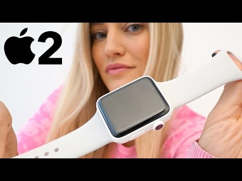 NEW Ceramic Apple Watch Series 2 Unboxing!