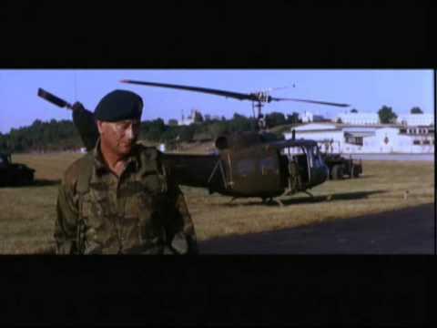 The Green Berets (1968) - John Wayne