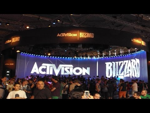 Activision Blizzard Shares Slip as CEO Sells Stock