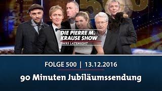 Die Pierre M. Krause Show vom 13.12.2016