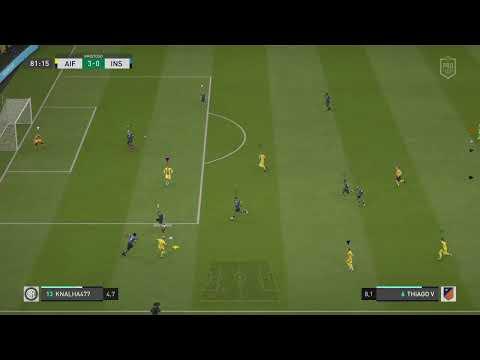 FIFA 20 ATLÉTICO DE ITAGUAÍ X INSANE LIGA KATARINENSE