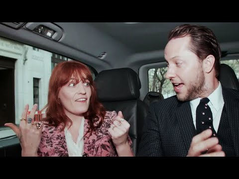 Conversations in the Backseat with Florence Welch