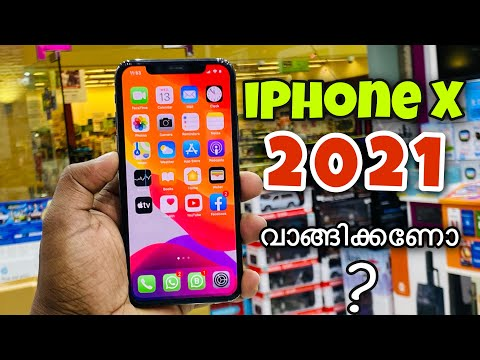 🔥ഐഫോൺ X 2021 എടുക്കണോ ? | iPhone x 2021 Malayalam Review| best model iPhone🔥 - RASHIDvlogz