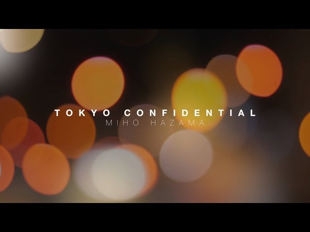 Tokyo Confidential. J-Orchestra ft.Meg Okura.